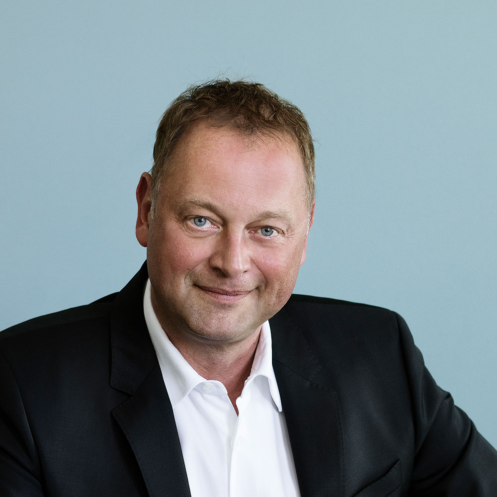 Willo Blome, CEO, Blomus