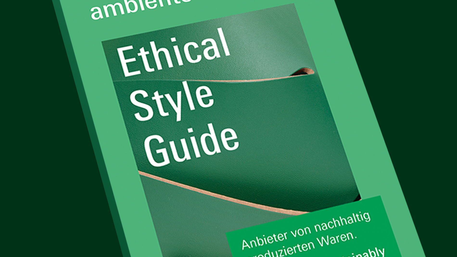 Ethical Style Guide
