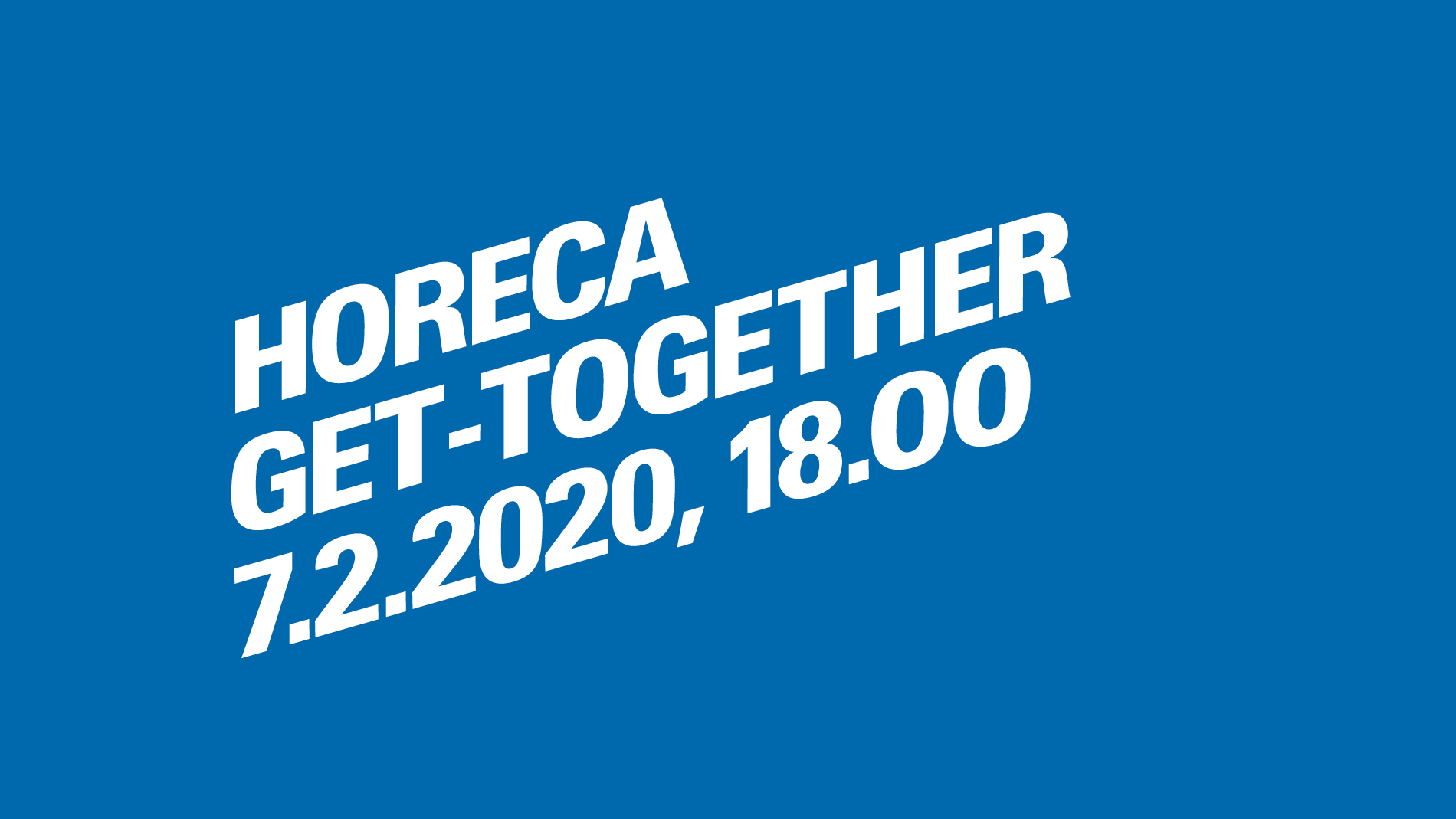 HoReCa Get-together