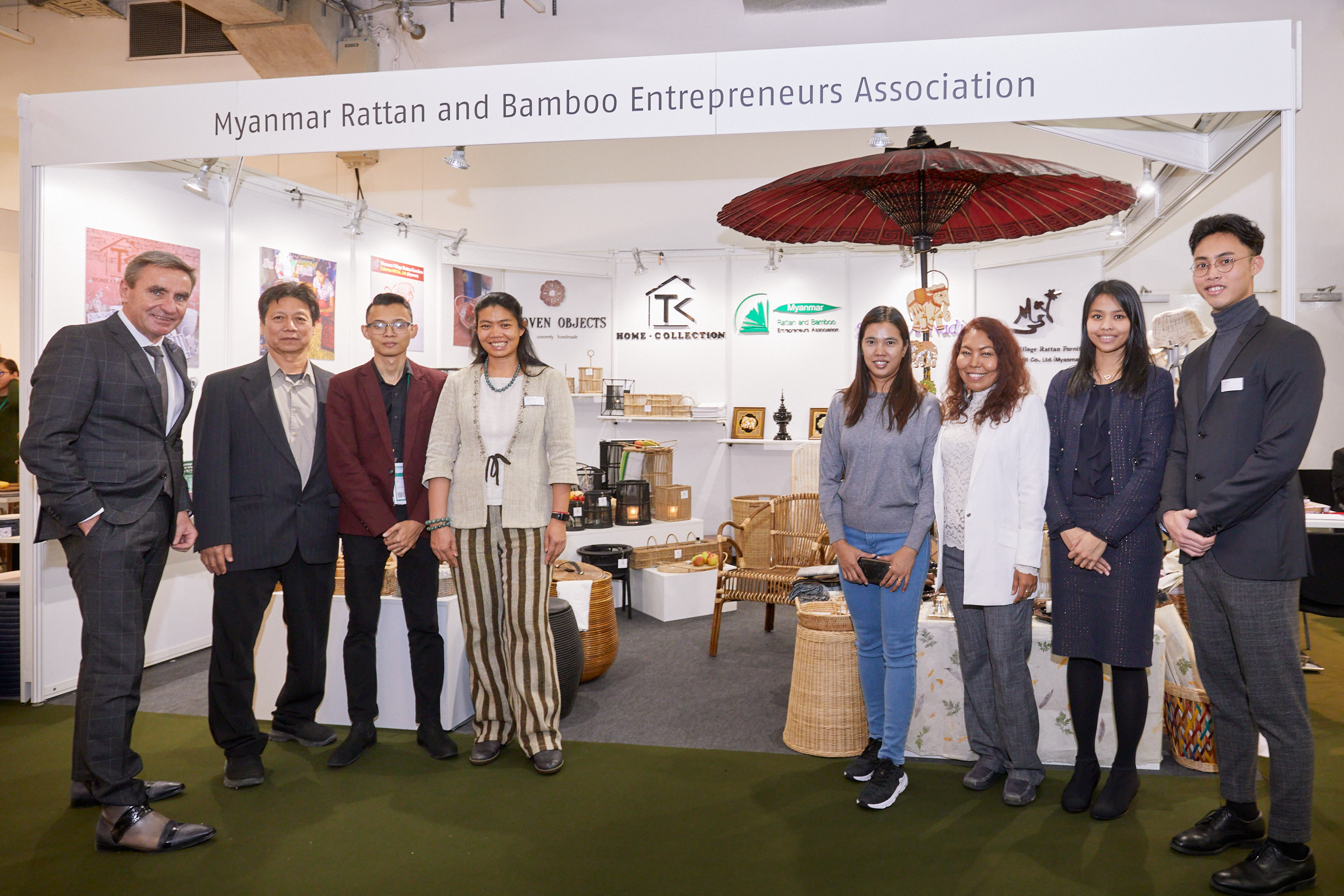 Myanmar Rattan and Bamboo Entrepreneurs Association (MRBEA)