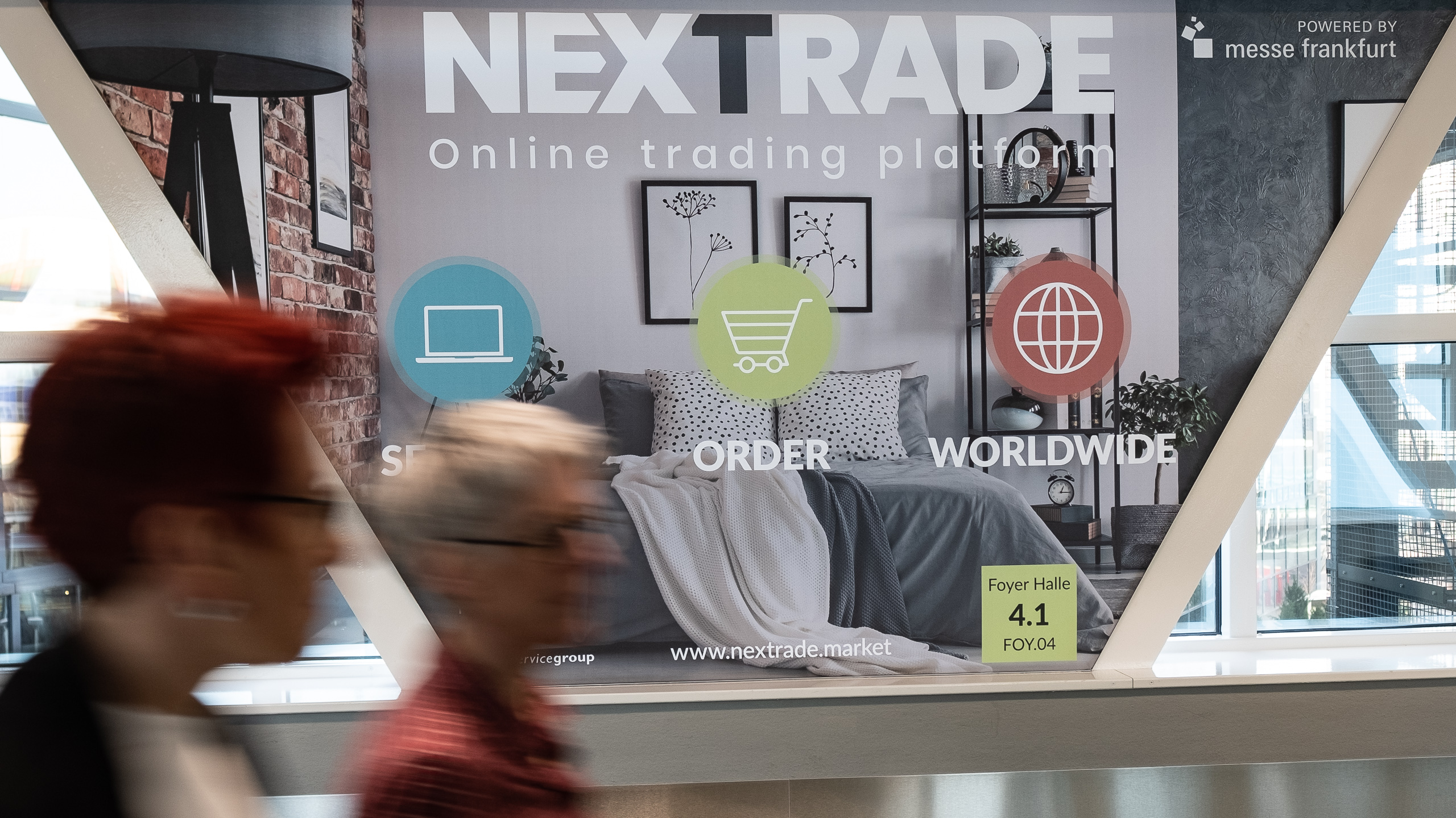 Nextrade at Ambiente 2020: international rollout of the B2B platform