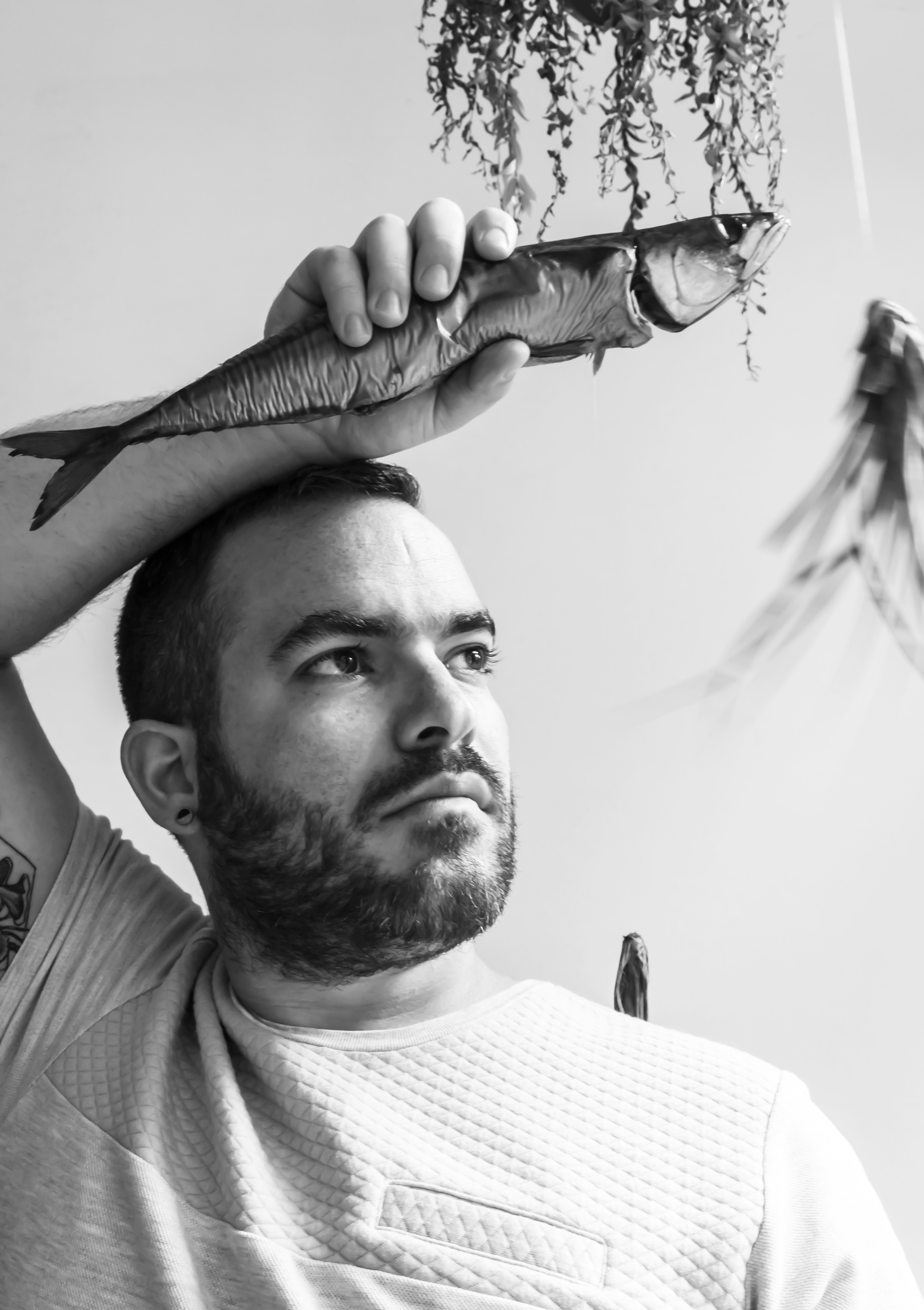 Ido Garini is the founder and creative director of Studio Appétit in Amsterdam.