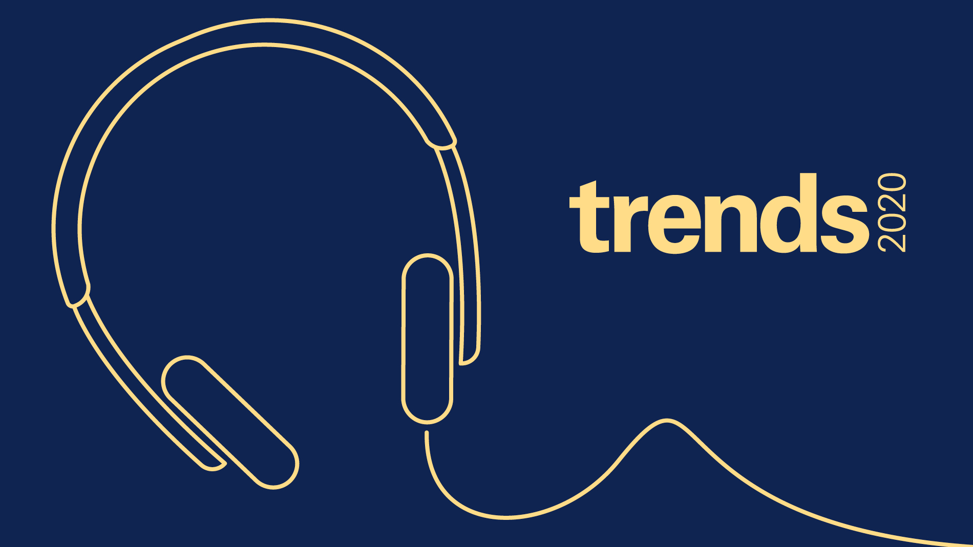 Logo Podcast Trends